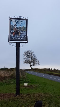 Great Torrington, UK: The old sign refurbed and taking pride of place