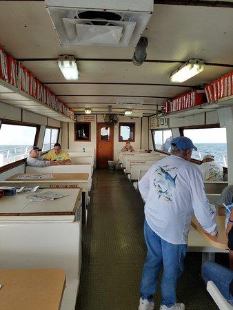 Dolphin deep sea fishing tarpon springs fl omd men for Dolphin deep sea fishing