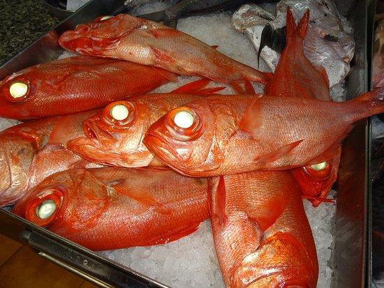 La Matanza de Acentejo, Spain: Fast zu schön um sie zu essen!
