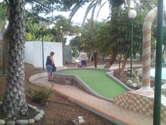 Mini Golf Neptuno