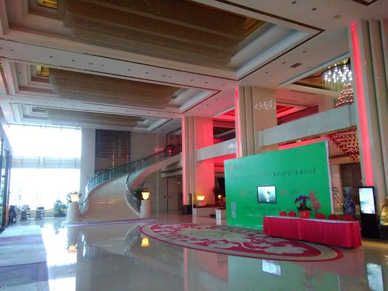 Yulin, Chine : Lobby