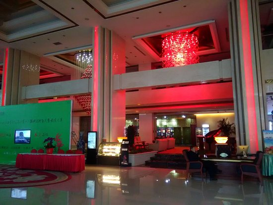Yulin, China: Lobby