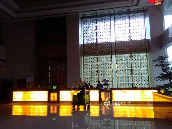 Yulin, Chine : Reception