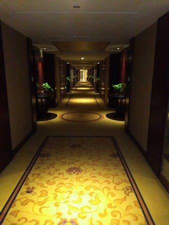 Yulin, Chine : Corridoio