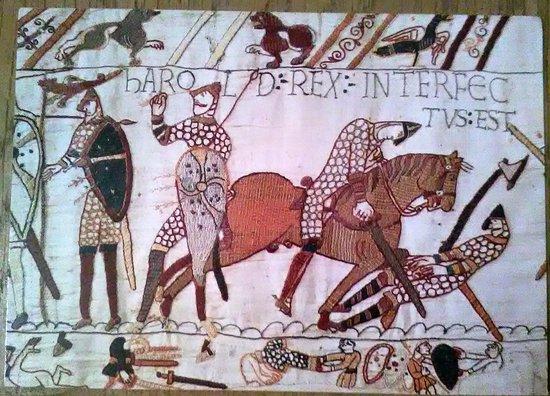 Museo dell 39 arazzo di bayeux picture of musee de la - Qu est ce que la tapisserie de bayeux ...