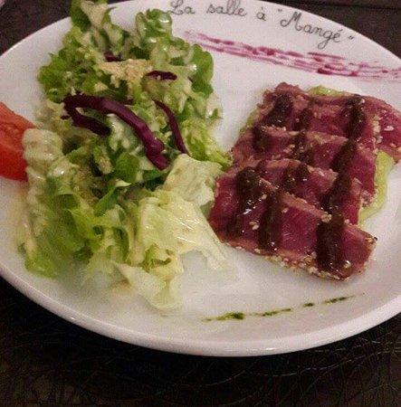 Photos De Notre Repas Un Regal La Salle A Mange Belley