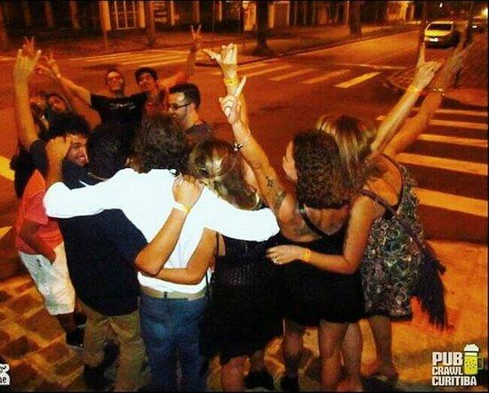 Pub Crawl Curitiba