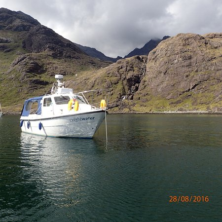 Kyle of Lochalsh, UK: Secret coves to explore and picnic.