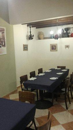 Gata de Gorgos, Espanha: Restaurant Ca Dora