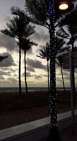 Fort Lauderdale Beach: Early morning run