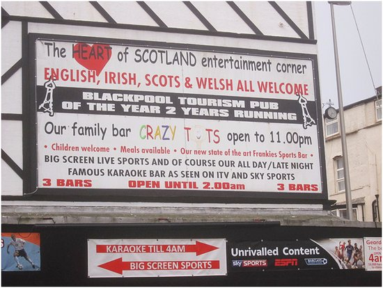 Crazy Scots Bar