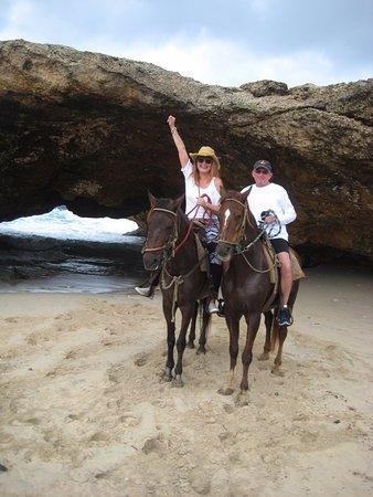 Paradera, Aruba: Natural Bridge