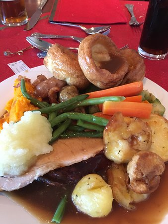 Frodsham, UK: Poor bought in carvery