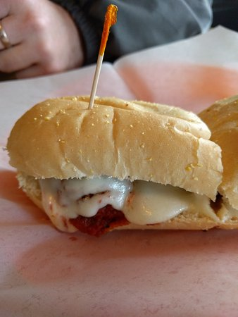 Oak Ridge, TN: Meatball sandwich