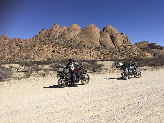 SA Motorcycle Adventures