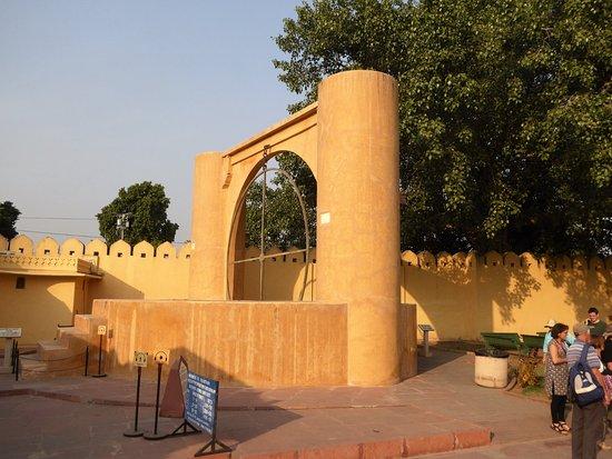 Jantar Mantar - Jaipur: Historical Astrological Instruments