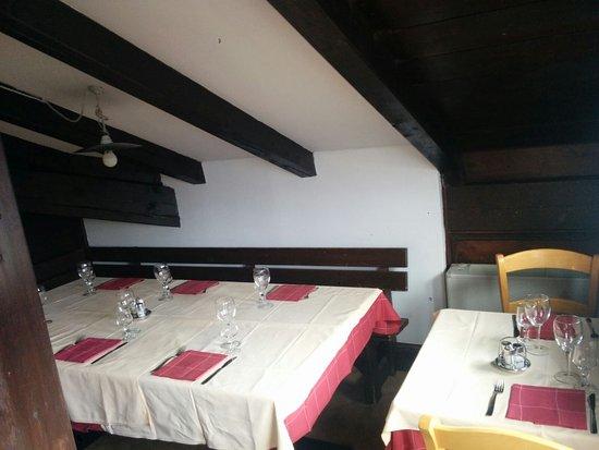 Sale da pranzo - Picture of Rifugio Crucolo, Scurelle - TripAdvisor