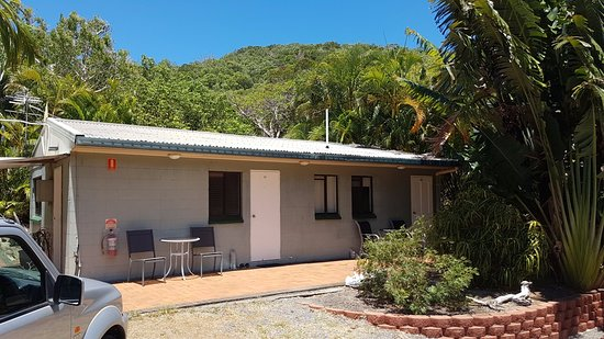Cooktown, Australia: The block containing the two 'queen suites'