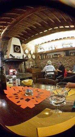 Monticiano, Italia: Osteria La Capanna