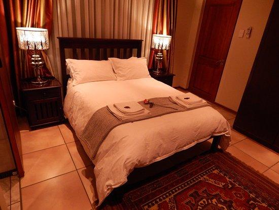 Upington, Sudáfrica: Double Room