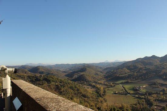 Montone, Itália: Panorama2