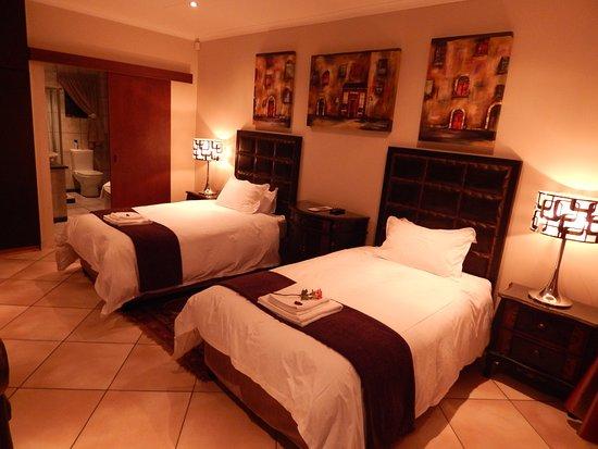 Upington, Sudáfrica: Twin Room