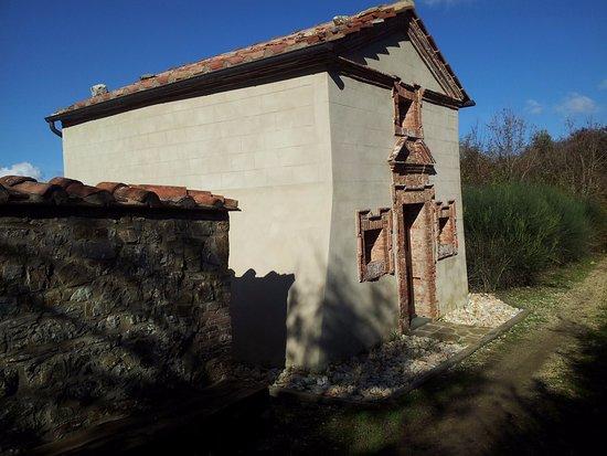 Montieri, Italy: chiesa di San Rocco