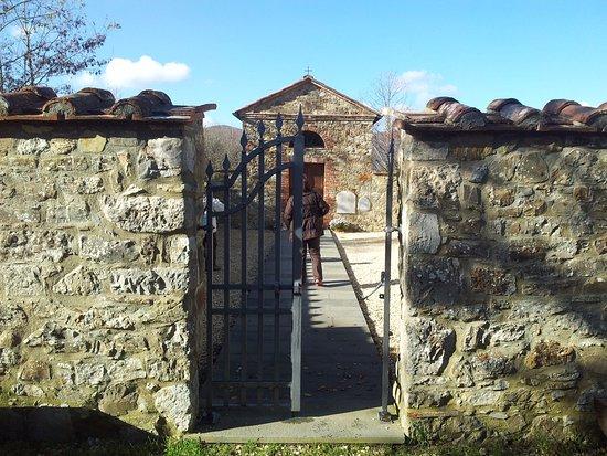 Montieri, อิตาลี: Cimitero di Fosini
