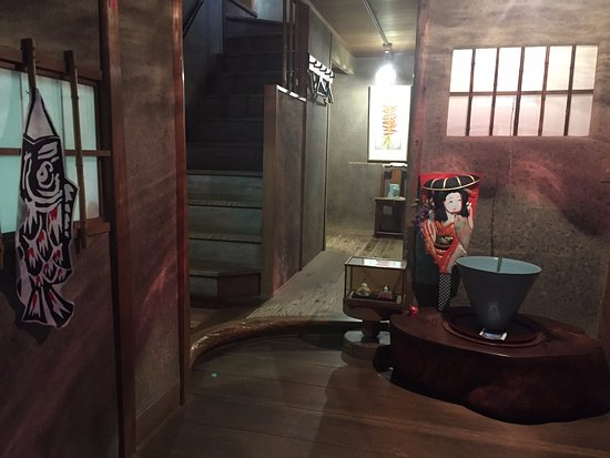Salon Haraguchi Tenseian : The hallway