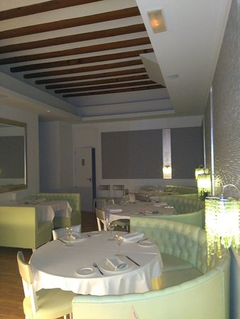 La Romana, İspanya: Precioso restaurante