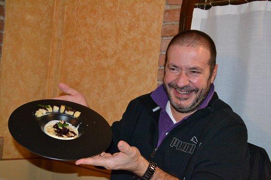 Sommacampagna, Italia: Per qualità del piatto e presentazione direi ottima!!