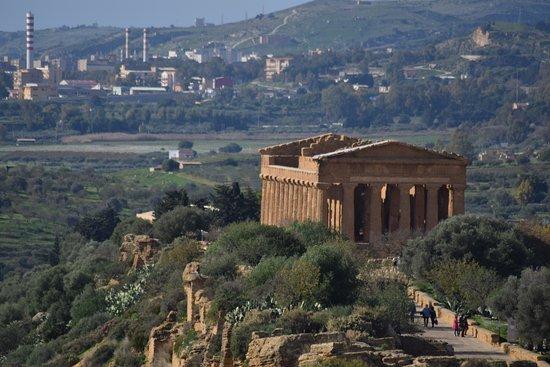Valley of the Temples (Valle dei Templi): Valle de los templos