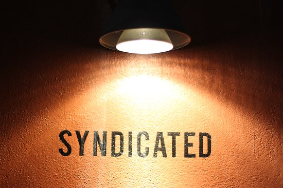 Entrada Picture Of Syndicated Bar Theater Kitchen