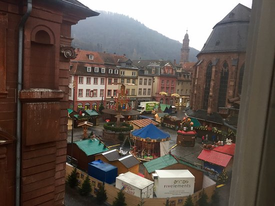 Hotel am Rathaus : Christmas market 2016