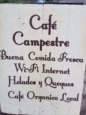 Balgue, Nicaragua: Organic coffee but no espresso