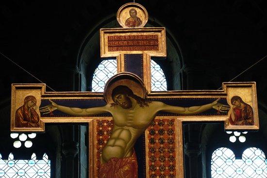 Arezzo, Italien: Cimabue