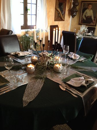 Triquivijate, Hiszpania: Christmas table