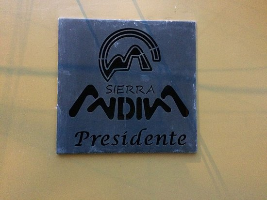 """Hostal Presidente: Just in case you have trouble - our travel agent simply said """"Hotel Presidente."""""""