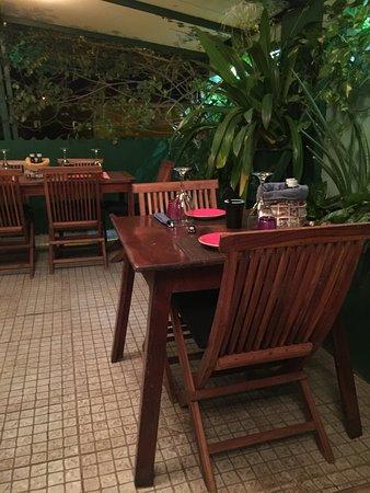 fischcarpaccio bild von marea restaurant santa maria tripadvisor