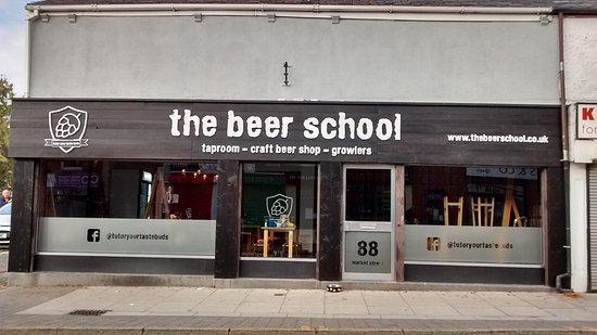 ‪The Beer School‬