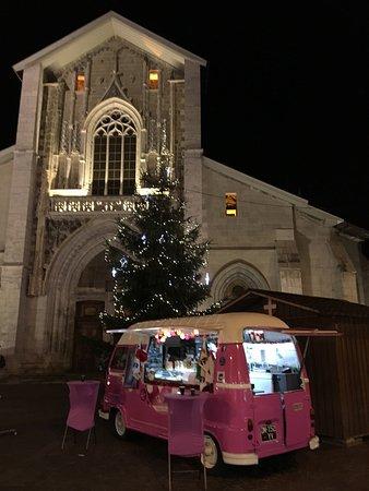 Marche De Noel Savoie Place Métropole Chambéry   Savoie Foodtruck   Marché de Noël