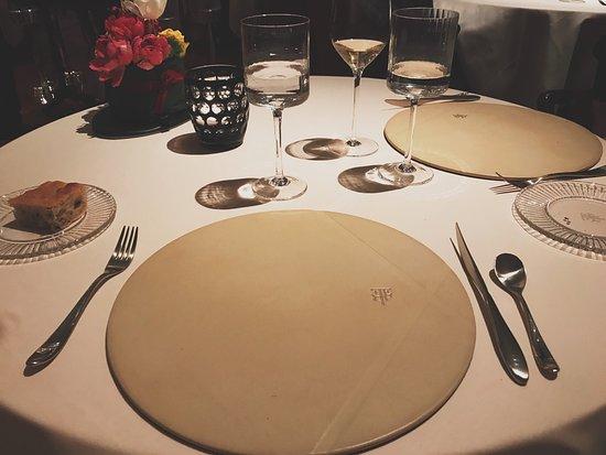 Enoteca Pinchiorri: Nice Restaurant.
