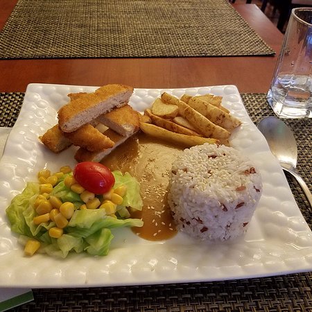 Gingko House: Japanese Curry Cutlet