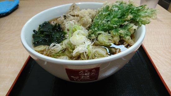 Komae, Japan: 名代 箱根そば 狛江店