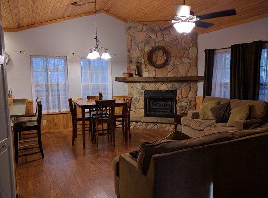 Suwannee River State Park: Wonderful Cabin