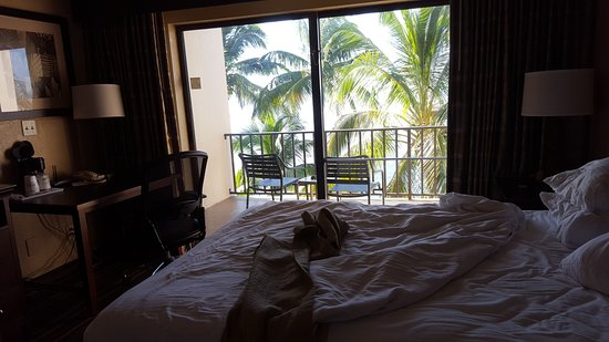 North Fort Myers, Флорида: Comfortable room with small balcony