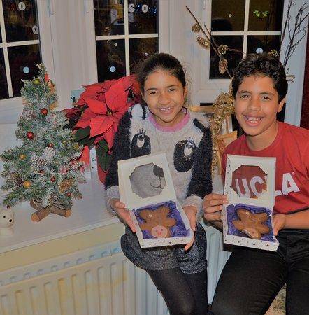 Royal Tunbridge Wells, UK: Our gorgeous kids