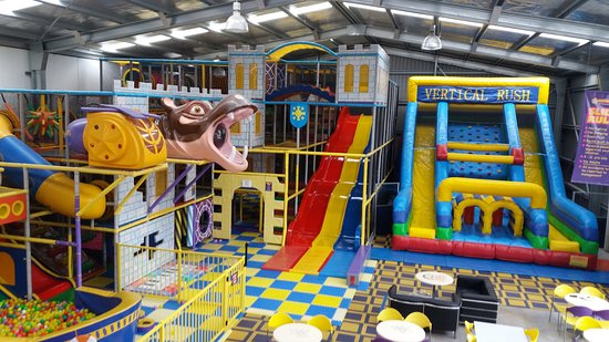 New Plymouth, Nueva Zelanda: Funtastic Playground for up to 11yrs - Parent supervision required