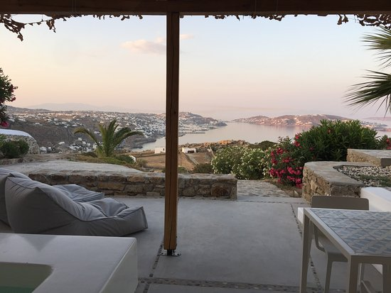 Tourlos, Greece: from the Agnandi suite