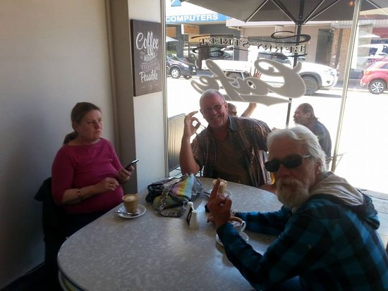 Nowra, Australia: fantastic food , great coffee , will be back for sure ,